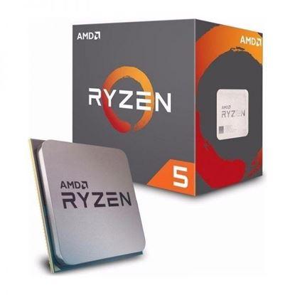 Imagen de AMD RYZEN 5 2600X AM4 BOX