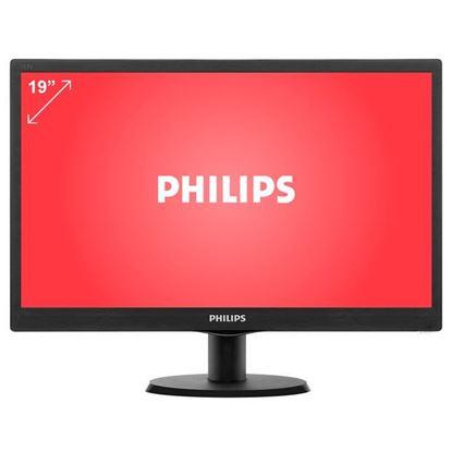 """Imagen de MONITOR LED 19"""" PHILIPS 193V5LSB2"""