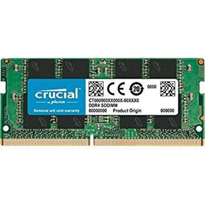 Imagen de SODDR4 8 GB PC2400  CRUCIAL