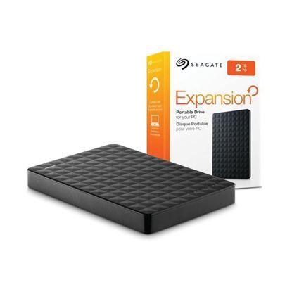 Imagen de HD SEAGATE EXPANSION  (EXT) 2 TB  USB 3.0