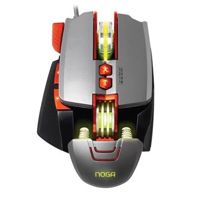 Imagen de NOGANET GAMER ST-SEKTOR LED 3200 Dpi