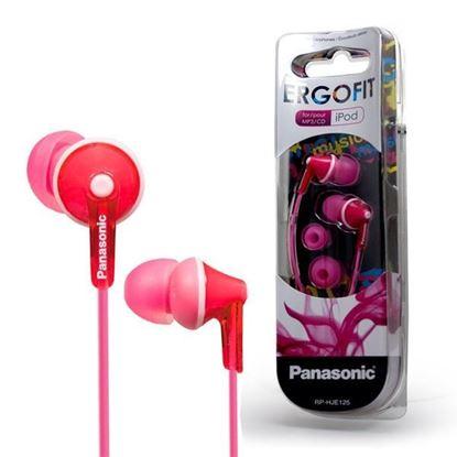 Imagen de PANASONIC HUE125 PINK IN EAR