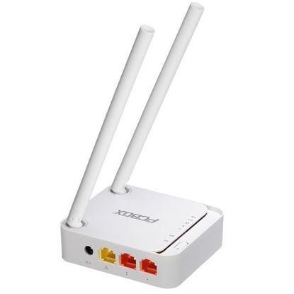 Imagen de PCBOX ROUTER  wireless PCB-R300 300Mbps (c/2 antenas)