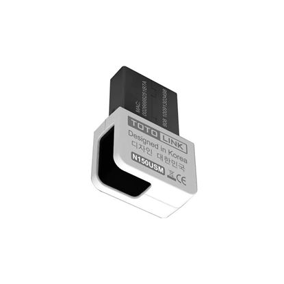 Imagen de RED TOTOLINK  USB wireless 150 Mbps  TLN150USM NANO MICRO