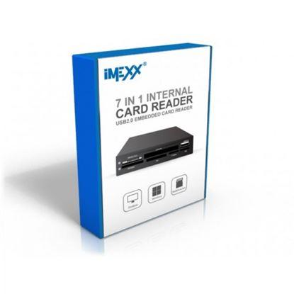 Imagen de LECTOR MEM. IMEXX / CX  slot 3 1/2