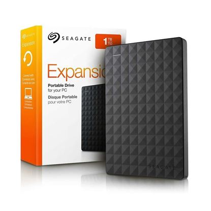 Imagen de HD SEAGATE EXPANSION  (EXT) 1 TB  USB 3.0