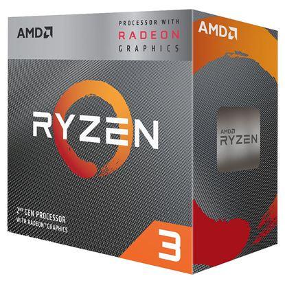 Imagen de CPU AMD AM4 RYZEN 3 3200G  3,5 Ghz RADEON VEGA 8