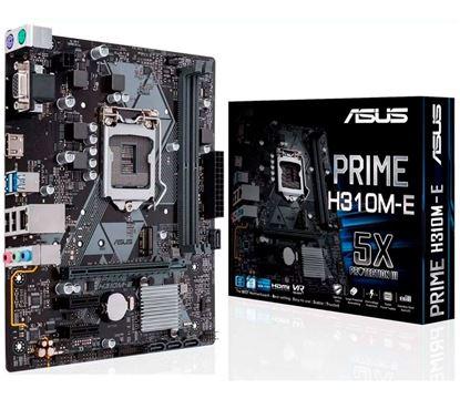 Imagen de ASUS PRIME H310M-E R2,0  BOX