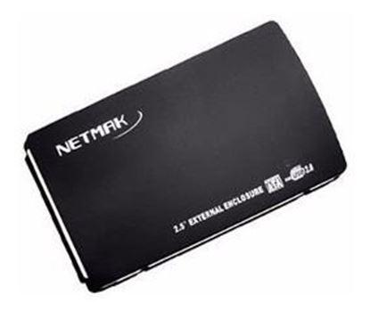 "Imagen de Bandeja SATA USB 3.0 p/HD 2,5"" notebook NETMAK"