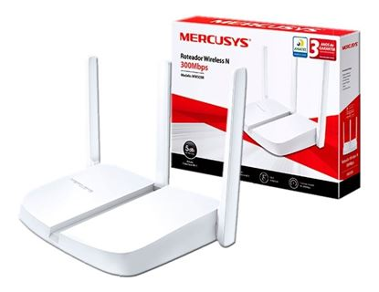 Imagen de ROUTER MERCUSYS  wireless MW305R 300Mbps