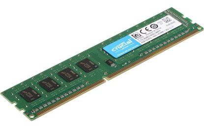 Imagen de DDR3 4 GB (1600) CRUCIAL