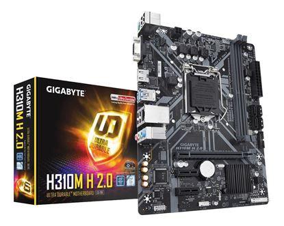 Imagen de GIGABYTE S1151 H310M-H  DDR4 BOX