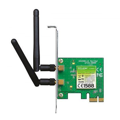 Imagen de RED TP-LINK  PCI-exp wireless TL-W881ND 300 Mbps c/2 ant