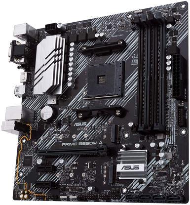 Imagen de ASUS PRIME B550M-A/CSM  AM4 BOX + WIFI