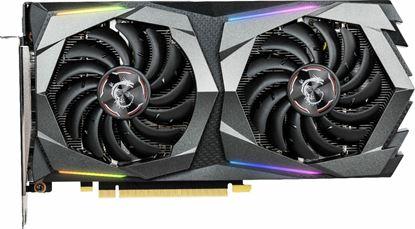 Imagen de PLACA DE VIDEO GFORCE GTX1660Ti GAMING 6 GB DDR6 MSI