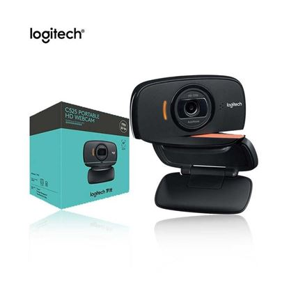 Imagen de WEBCAM LOGITECH C525 HD  USB2.0
