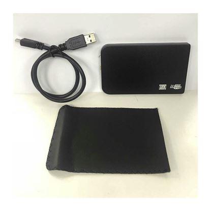 """Imagen de Bandeja  AOWEIXUM SATA USB 2,0  p/HD 2,5"""""""
