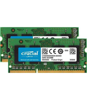 Imagen de SODDR3 4 GB PC1600 CRUCIAL