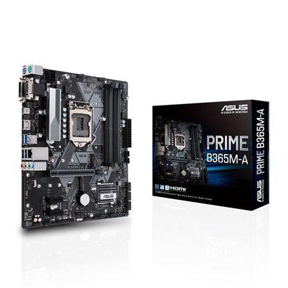 Imagen de MB ASUS S1151 B365M-A  DDR4 BOX ATX