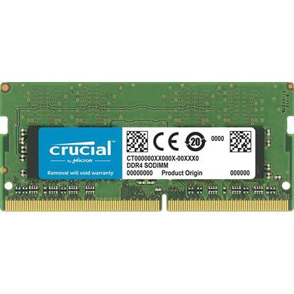 Imagen de SODDR4 4 GB PC2666 CRUCIAL