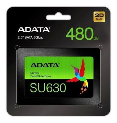 Imagen de SSD SATA 480 GB ADATA SU630