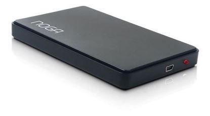 """Imagen de Bandeja NOGA SATA USB 2.0   p/HD 2,5"""" notebook"""
