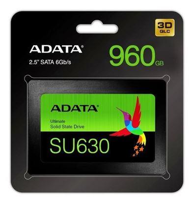 Imagen de SSD SATA 960 GB ADATA SU630