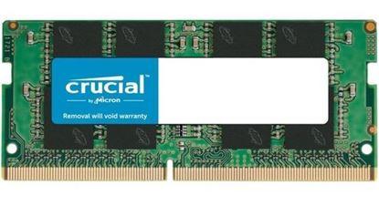 Imagen de SODDR4 8 GB PC2666 CRUCIAL