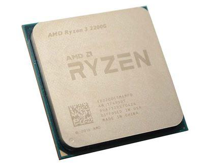 Imagen de AMD RYZEN 3 2200G  3,5 Ghz RADEON VEGA 8 OEM