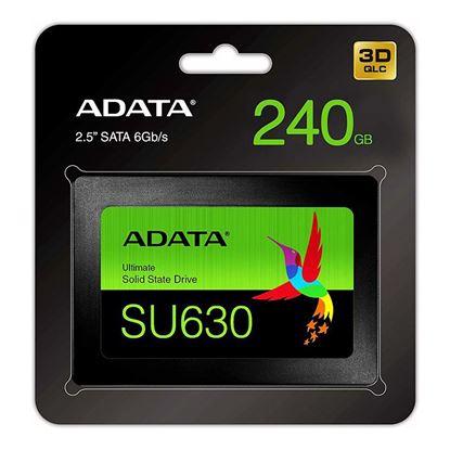 Imagen de SSD SATA 240 GB ADATA SU630