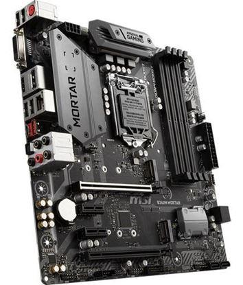 Imagen de MSI B360M MORTAR M.2 DDR4 BOX ATX  S1151