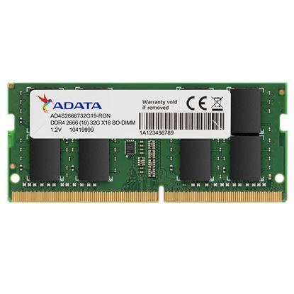 Imagen de SODDR4 4 GB (2666) ADATA