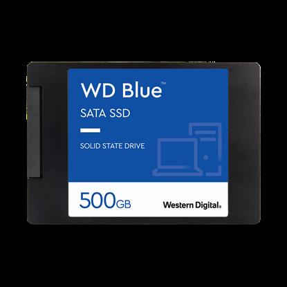 Imagen de SSD WESTERN DIGITAL 500GB BLUE SATA3 2.5