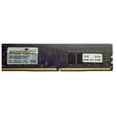Imagen de DDR4 4 GB (2400) MARKVISION