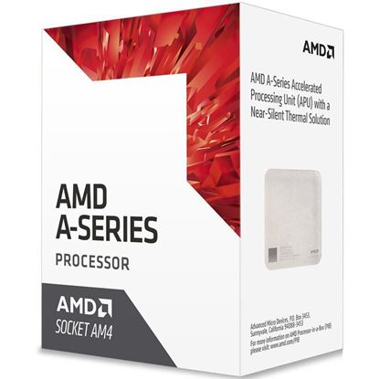 Imagen de AMD APU A6 9500 BOX AM4
