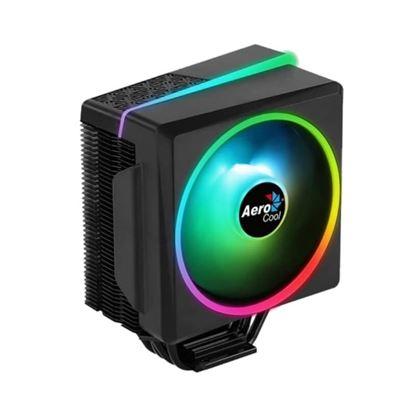 Imagen de AEROCOOL CYLON 4F -ARGB, PWM 4P (INTEL - AMD)