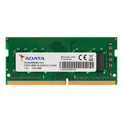 Imagen de SODDR4 8 GB PC2666 ADATA