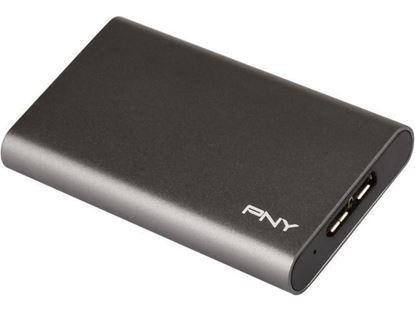 Imagen de DISCO EXTERNO SSD PNY ELITE 240GB USB 3.0