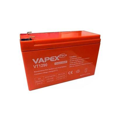 Imagen de BATERIA VAPEX VT1290 GEL p/UPS  12v  9Amp
